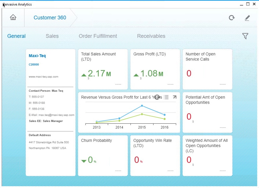 CRM Functionality is Everywhere with SAP Business One