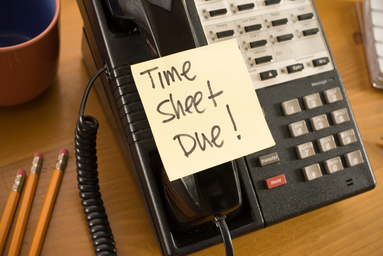 Simple Timesheets   Leveraging Project Management Enhancements in SAP Business One 9.3